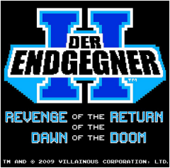 REVENGE OF THE RETURN OF THE DAWN OF THE DOOM